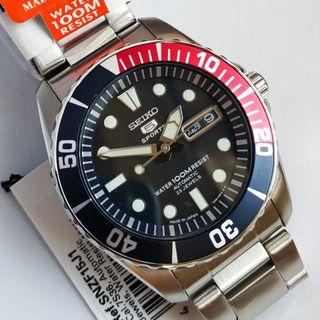Brand new Seiko Sea Urchin Pepsi SNZF15J1 SNZF15J SNZF15 MADE IN JAPAN