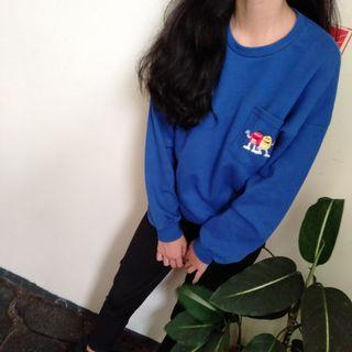 M&M Vintage Oversized Sweater