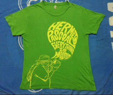 Earth positive tshirt