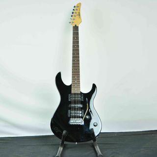 YAMAHA ERG-121C 黑色 小搖座 電吉他