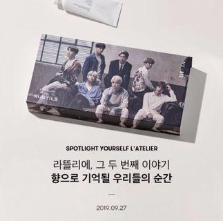 VT BTS L'ATELIER DES SUBTILS SIGNATURE HAND CREAM COLLECTION