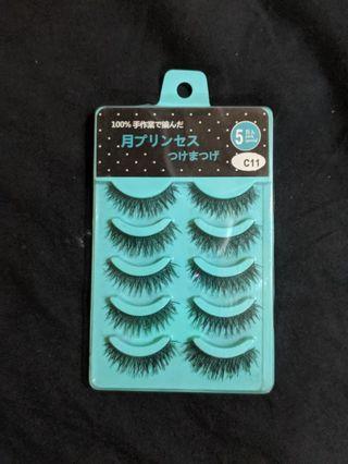 [Postage included] False Eyelashes