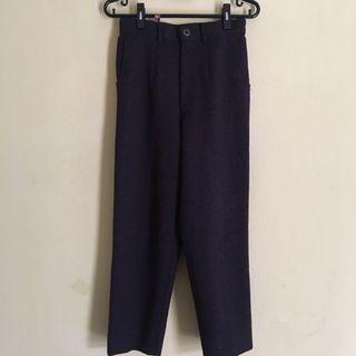 Purplish Pants