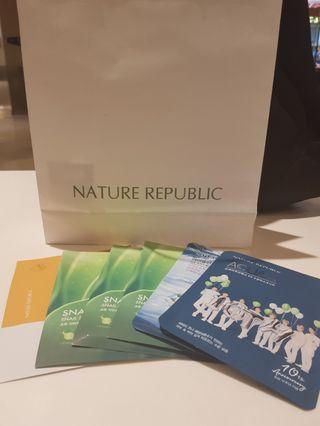 Sale Masker original nature republic