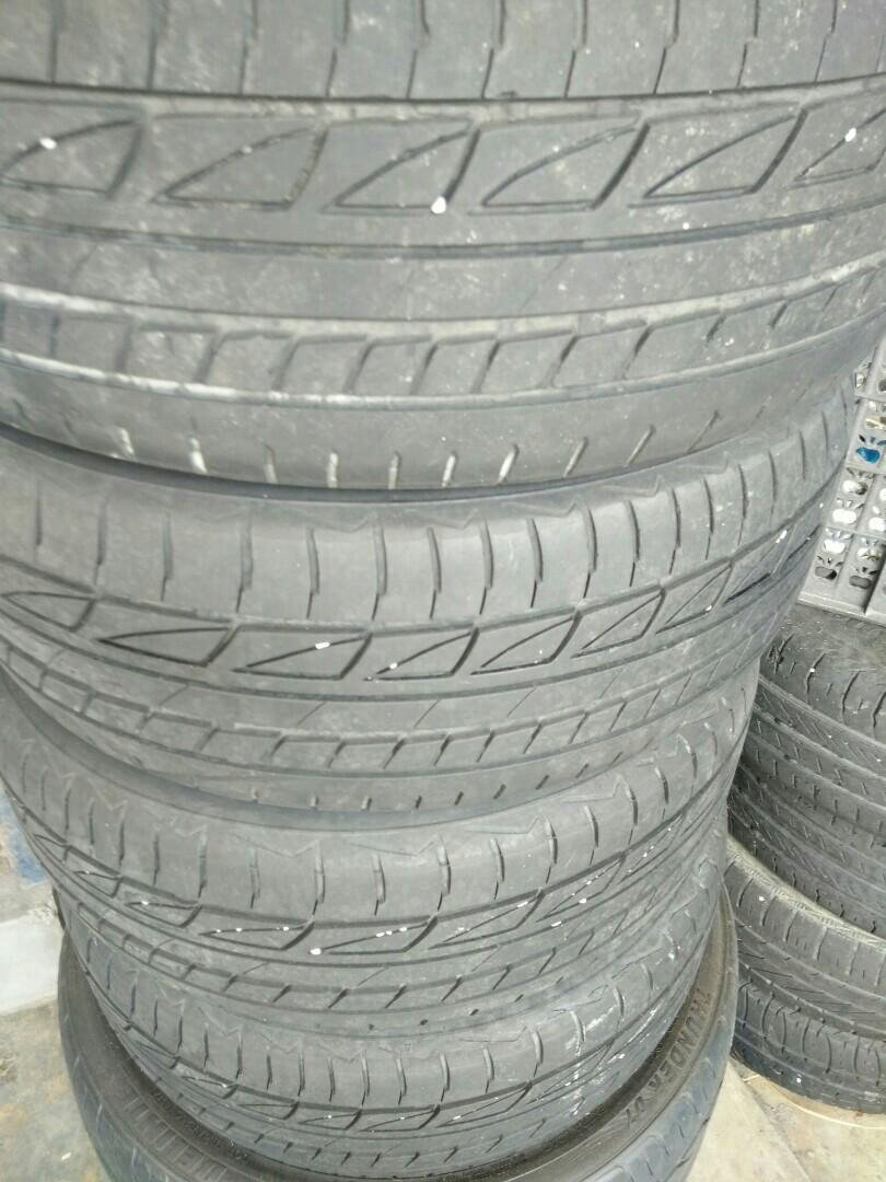 195 60 14 Bridgestone Japan rm65 each