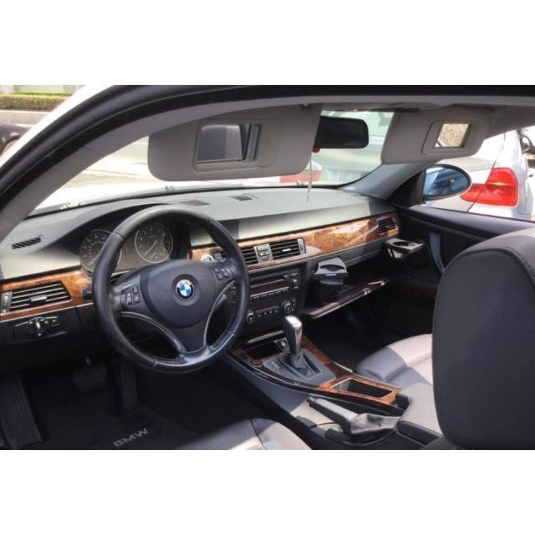 【精選超低里程優質車】2006年 BMW 3-Series 328 COUPE [保證絕無重大事故或泡水]