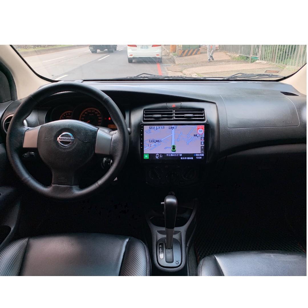 正2010年小改款 Nissan Livina 1.6豪華頂級版