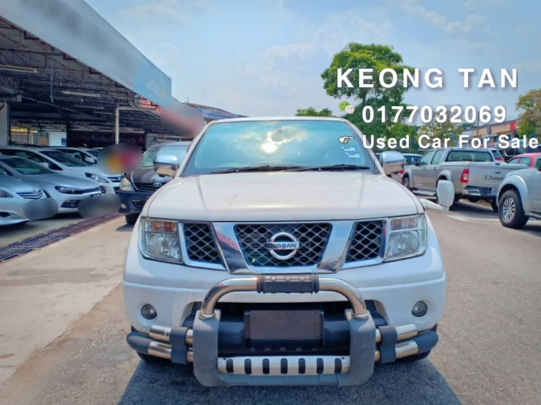 2011TH🚘NISSAN NAVARA 2.5AT Calibre 4X4 PICKUP DIESEL TURBO Engine🎉Cash💰Offer Price💲Rm38,800 Only‼ LowestPrice InJB‼Interested Call📲0177032069 KeongForMore🤗
