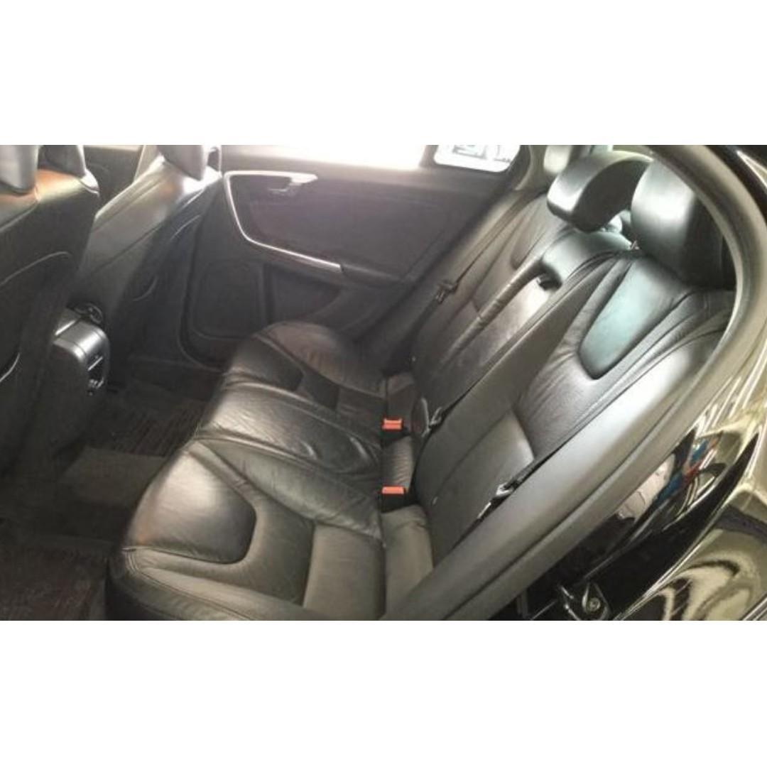【精選超低里程優質車】2012年 VOLVO S60 1.6升 「保證無重大事故」