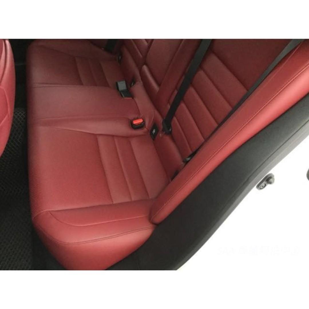 【精選超低里程優質車】2015年 LEXUS凌志 頂級IS200T Sport運動版 2.0升[保證無重大事故或泡水]