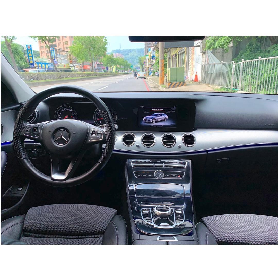 正2017年 Mercedes-Benz/賓士 E200 Estate 2.0五門商務休旅