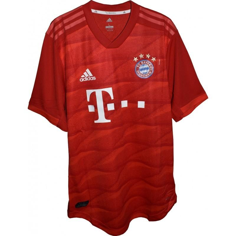 2019 20 Bayern Munich Fc Home Player Version Jersey Men S Fashion Clothes Tops On Carousell