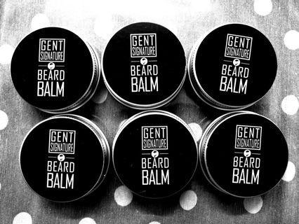 Beard Balm 100% Natural