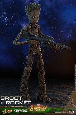 Hot Toys Groot