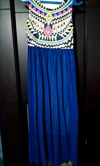 Cleopatra Long Dress