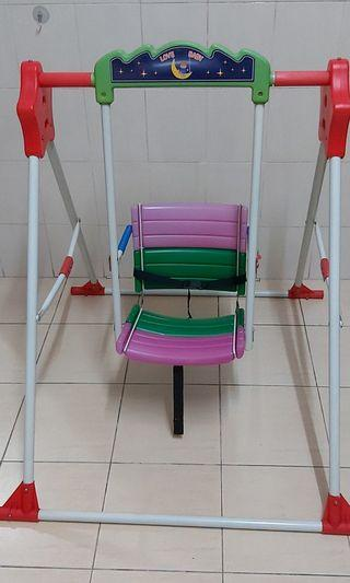 Kids Foldable Swing