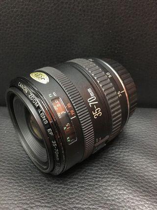 Canon EF 35-70 準高階超音波對焦鏡頭