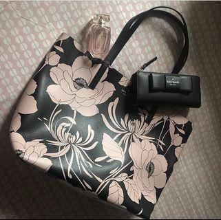 Combo!!! Kate spade mia tote with matching wallet