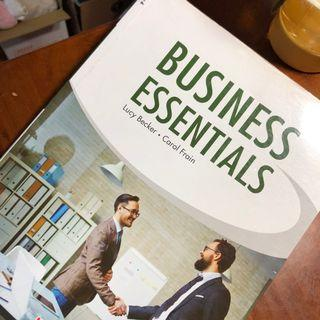 Business Essentials 英文課本