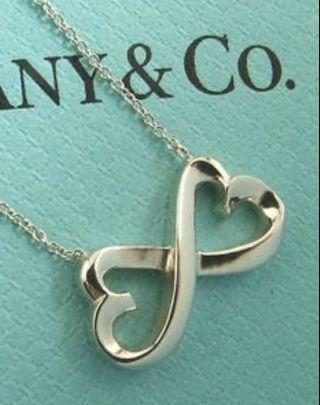 Tiffany&Co.愛❤️無限♾項鍊