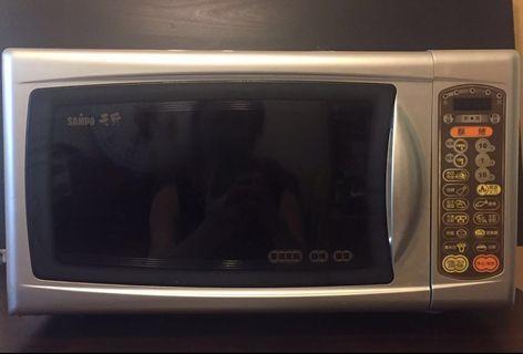 聲寶 sampo 微波爐 30公升 microwave oven 30L