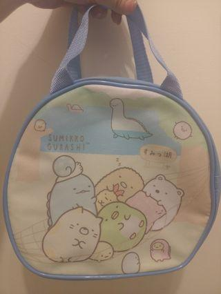 【角落生物專區】圓形午餐袋