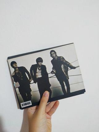 Album JYJ The Beginning