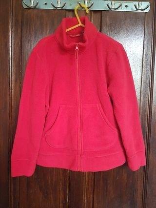 Uniqlo sweater jacket anak