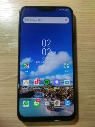 Asus ZENFONE 5Z 6G128GB 全新瀏海屏幕設計
