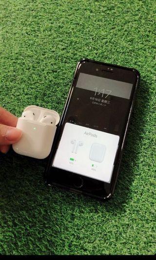 原廠高品質airpods-無線充電功能