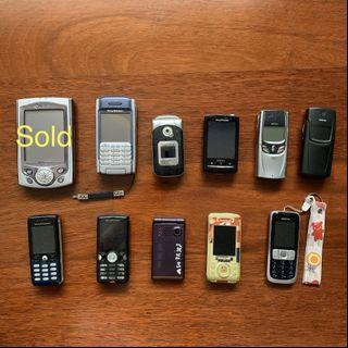 Vintage mobile phone 2