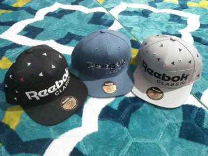 Combo Reebok Cap