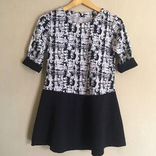 Root Black Dress