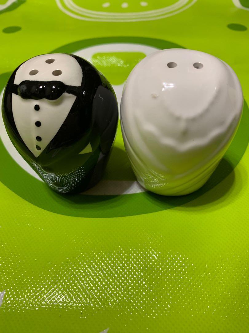 甜蜜相守調味罐(婚禮小物)