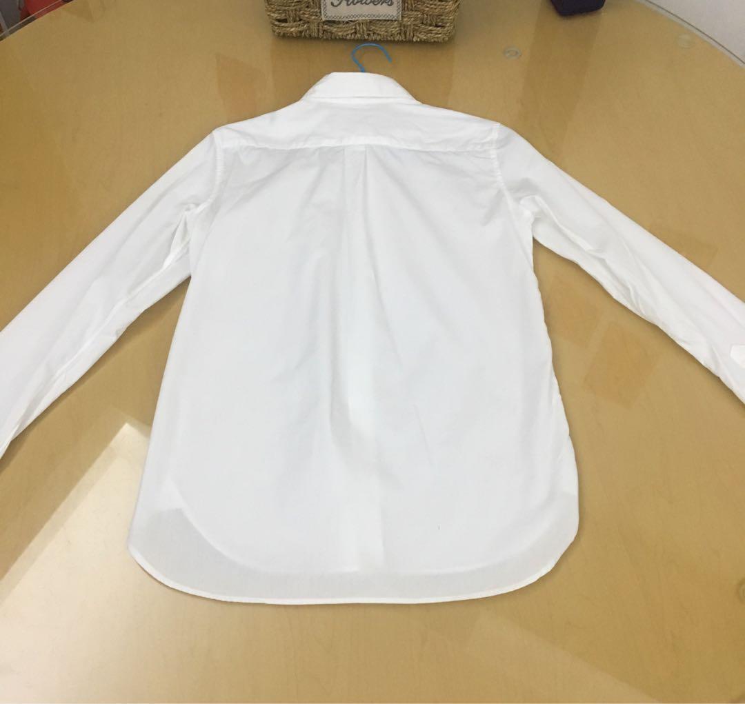 女裝白恤衫