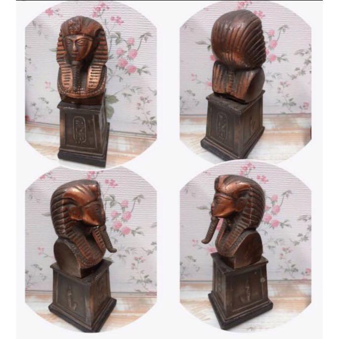 埃及 法老王 高約17cm