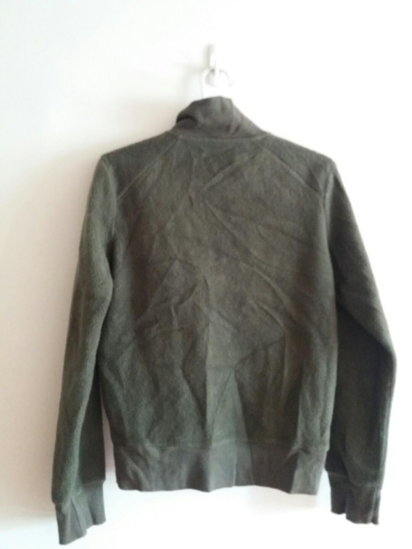 贈送 綠色 外套