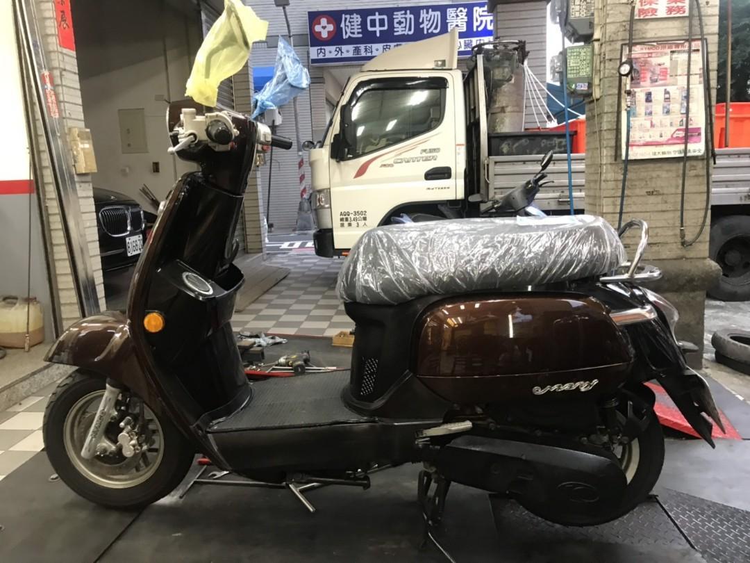 光陽 KYMCO 2014年  Many125  車況美優