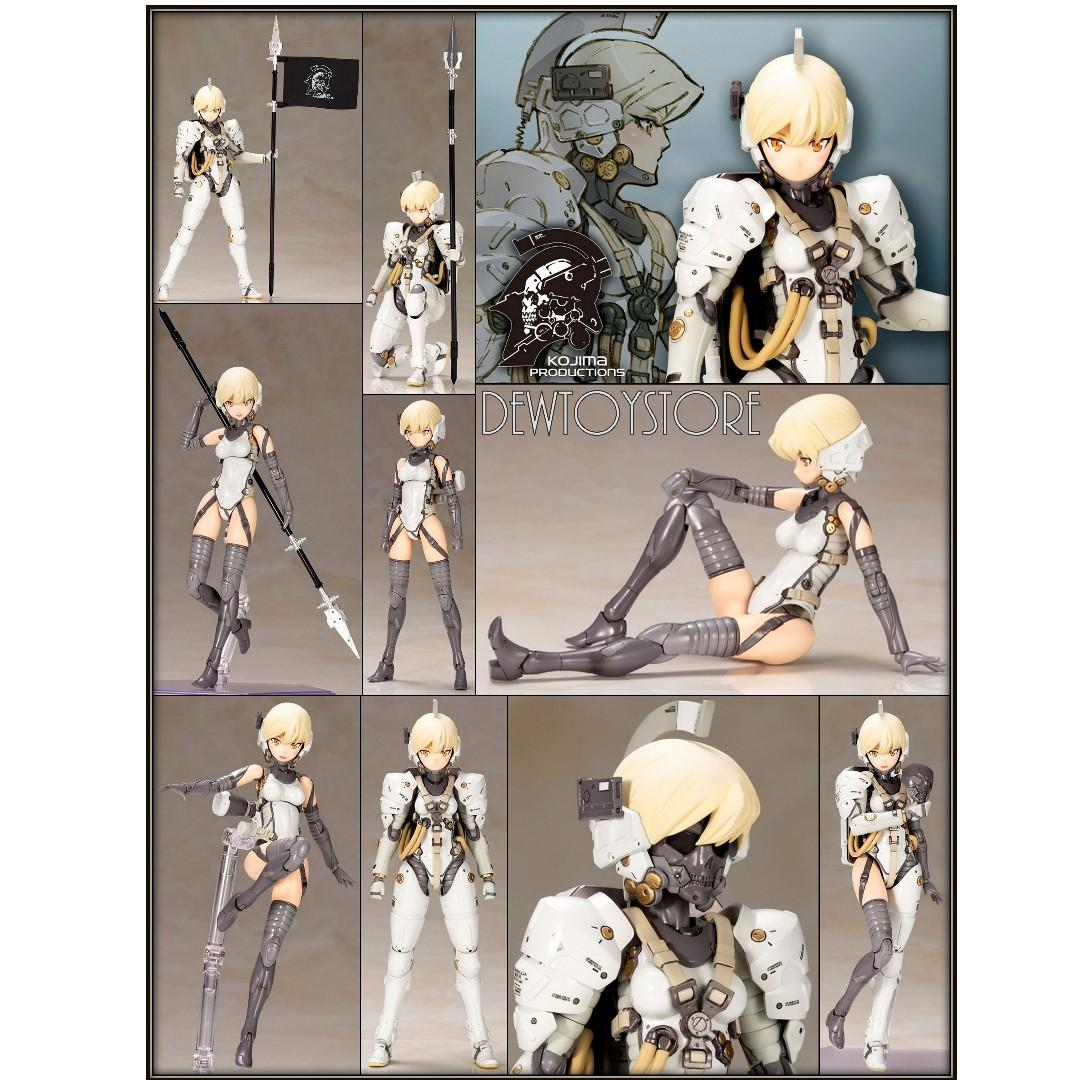 ⭐️ [Pre-order] Kotobukiya Model Kit - Kojima Productions - Ludens ⭐️