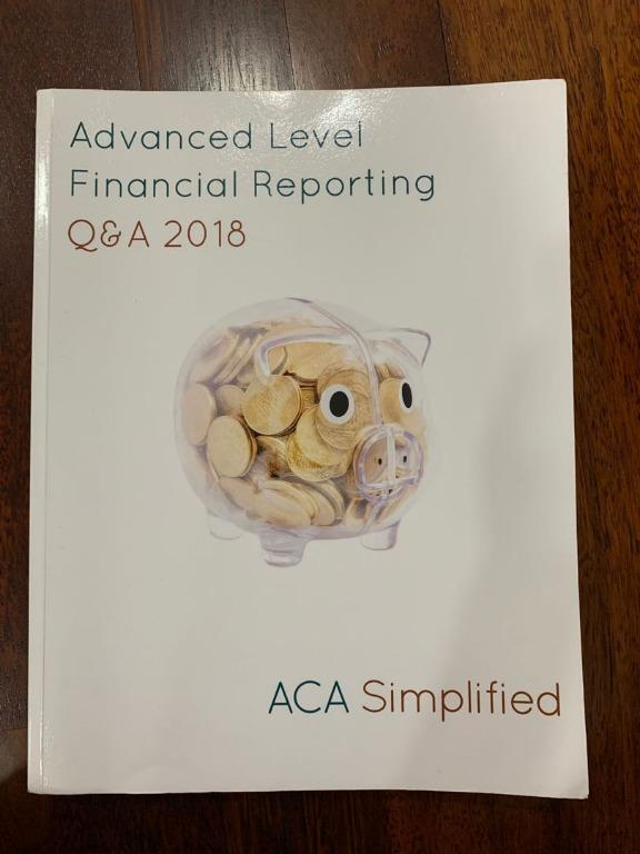 ACA Simplified Financial Reporting Q&A