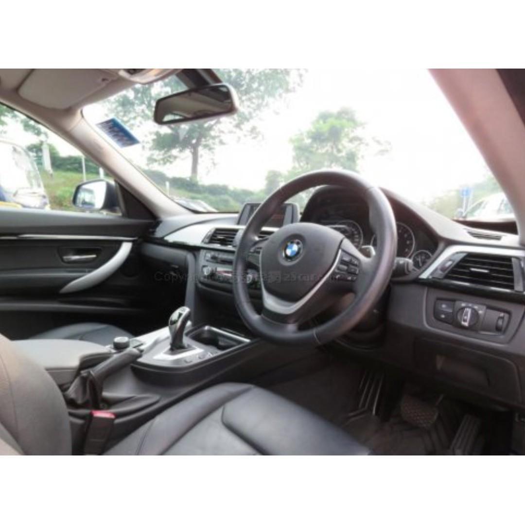 寶馬 BMW 320i GT