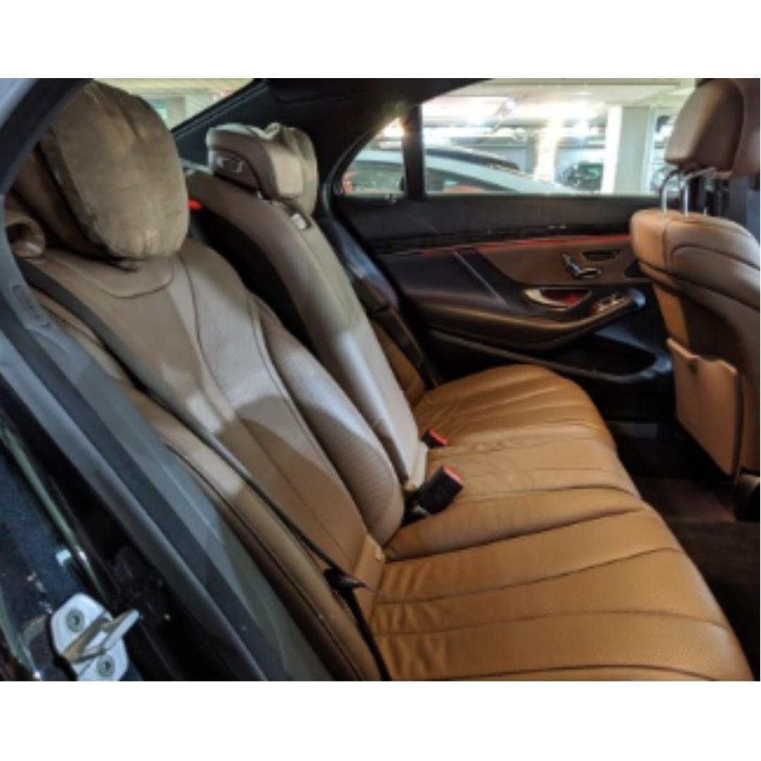 2014 MERCEDES-BENZ S400