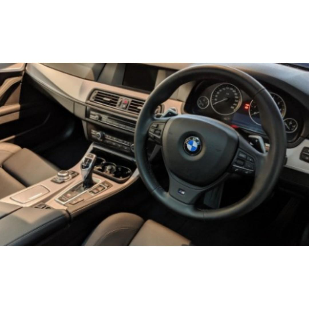 2012 BMW 535I