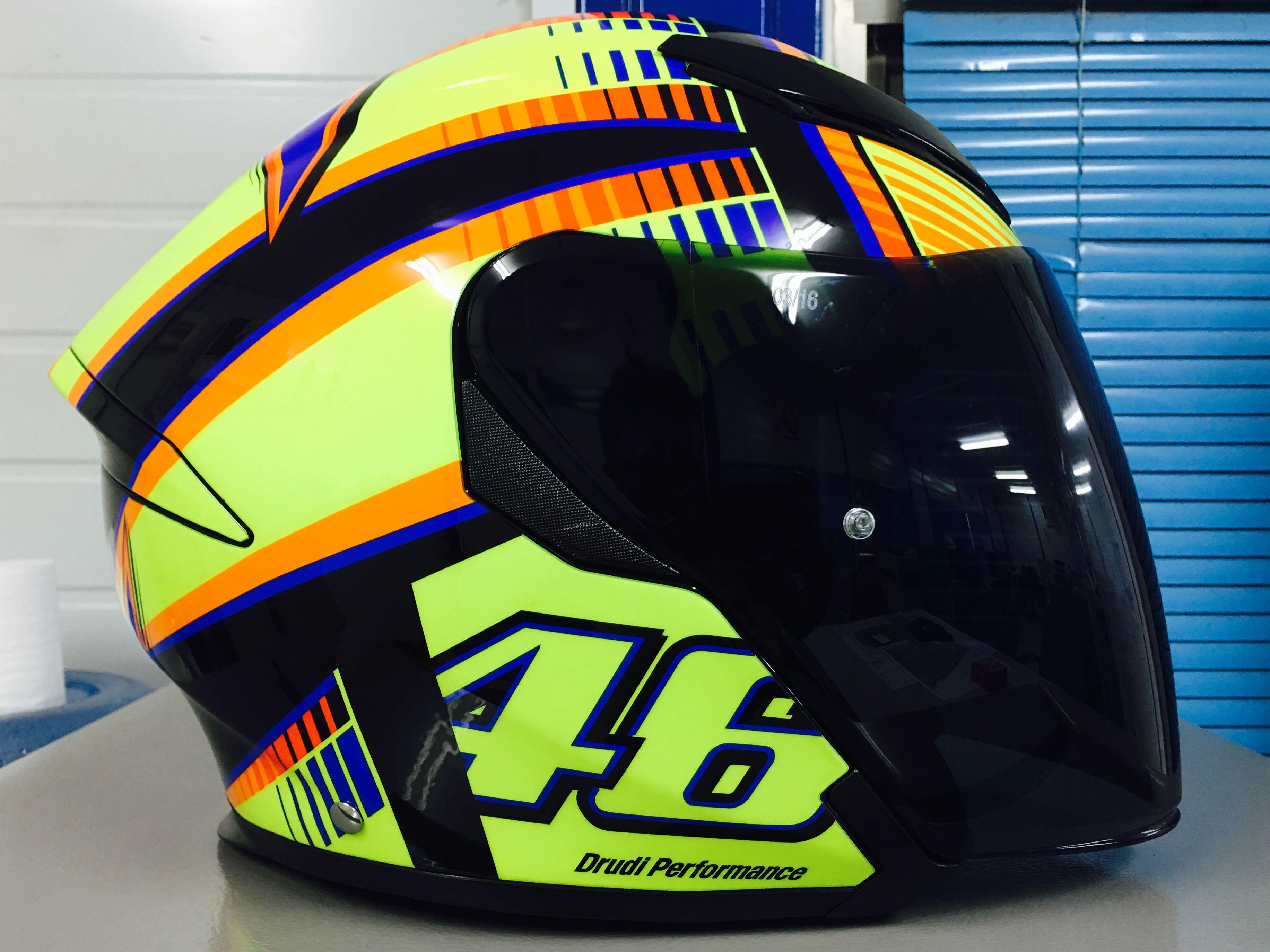 Agv K5 Jet Soleluna Motorcycles Motorcycle Apparel On Carousell