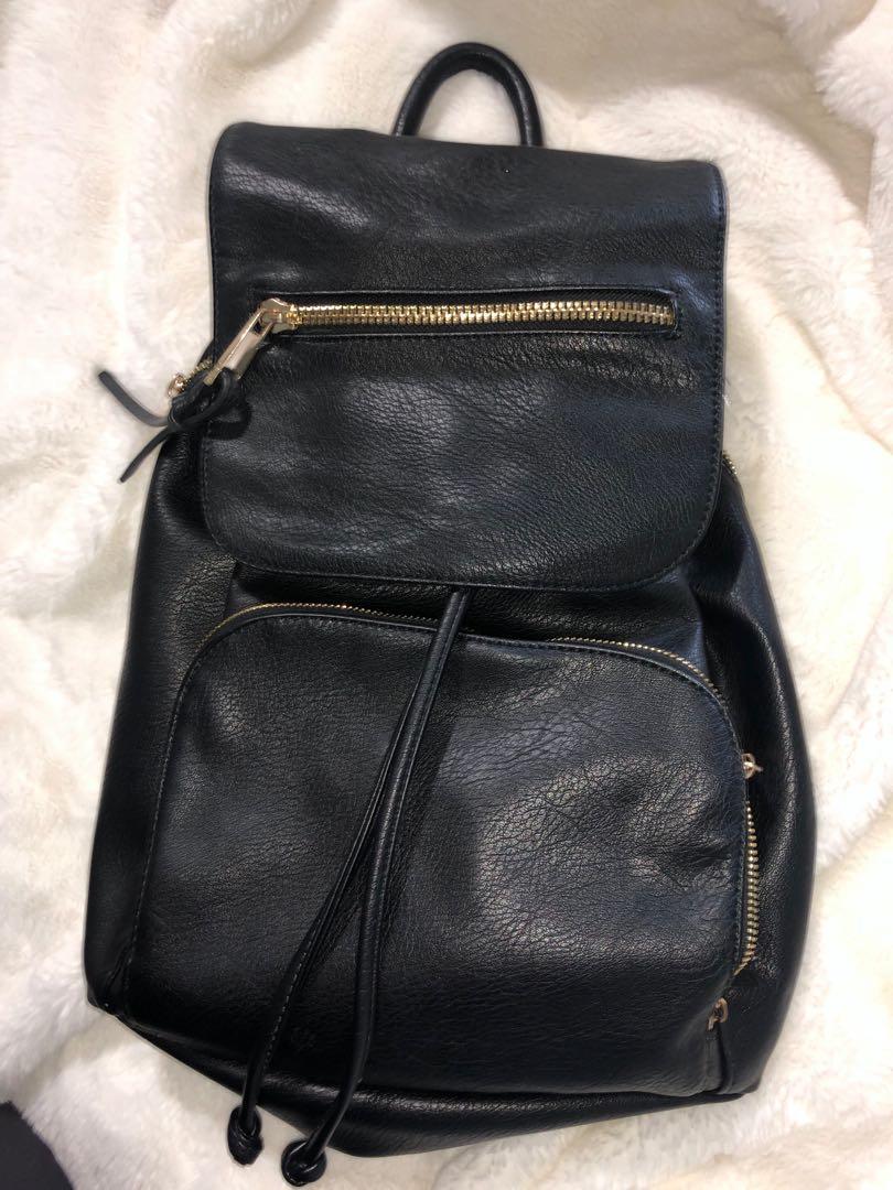 Aldo Black packpack