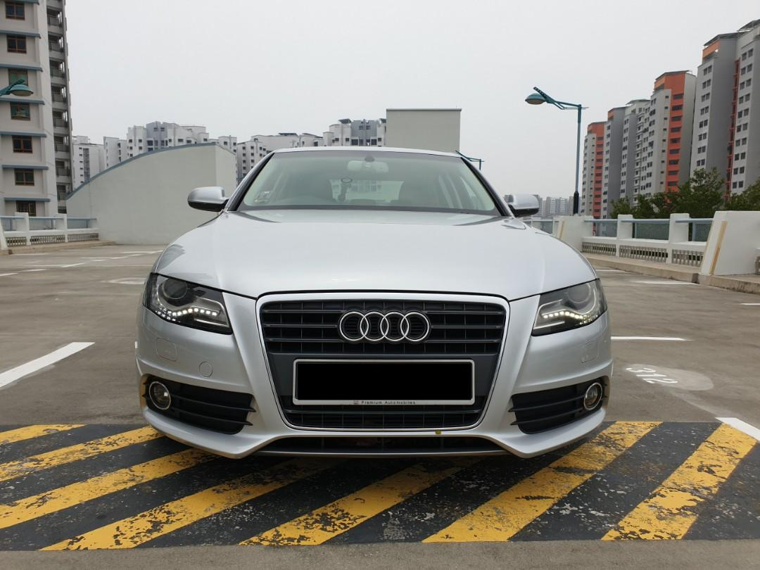 Audi A4 1.8 TFSI MU S-LINE Auto