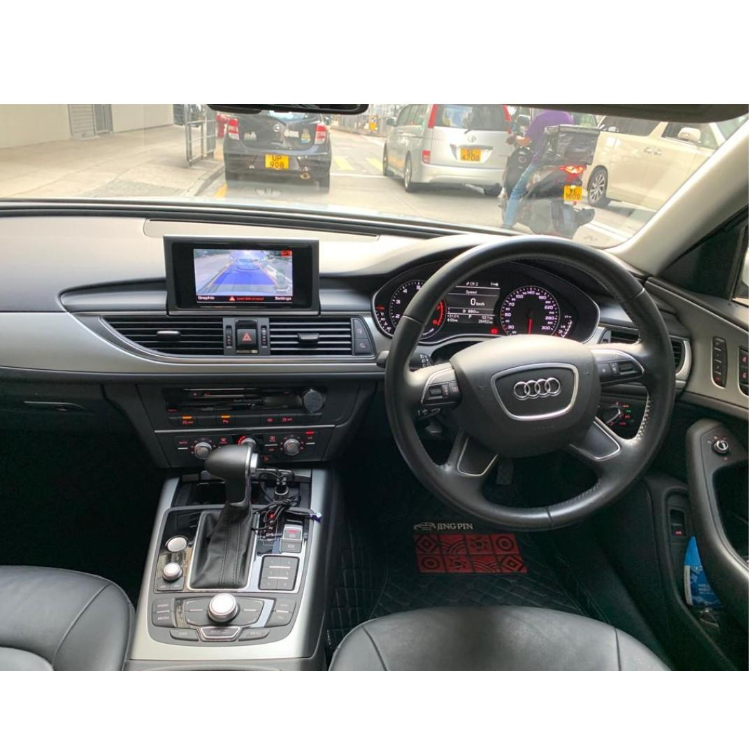 AUDI A6 2.0T 2014