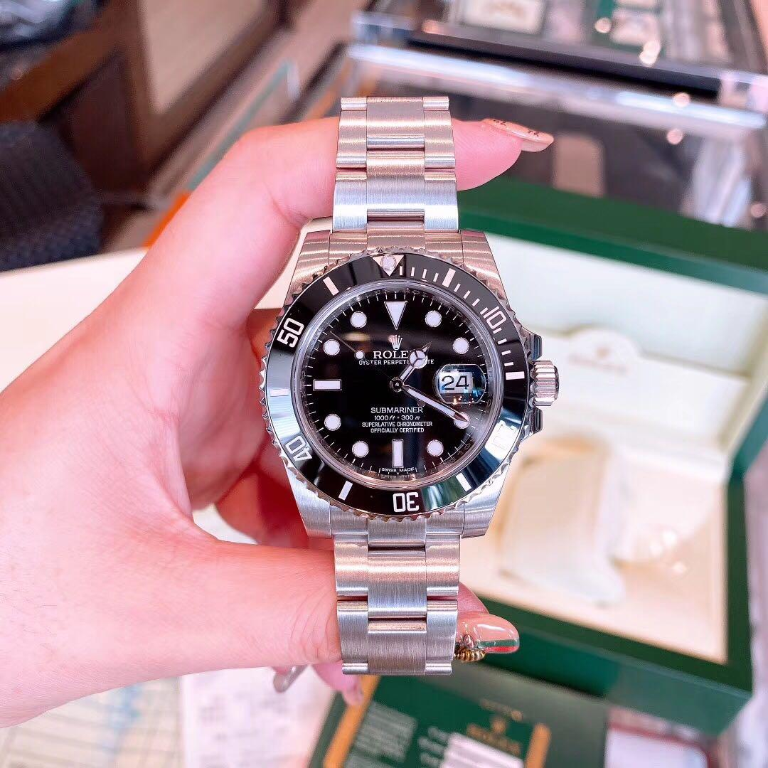 Authentic Pre-loved Rolex Submariner With Date M116610LN 40MM