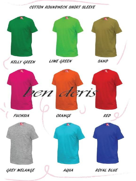 Baju Tshirt Kosong Men S Fashion Clothes Others On Carousell