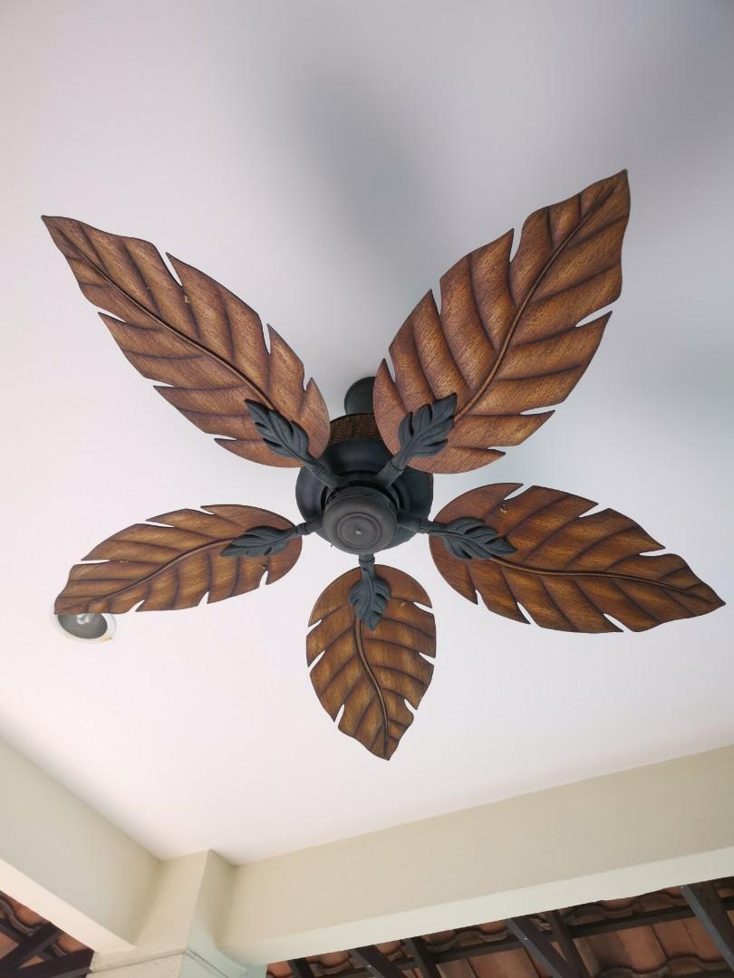 Balinese ceiling  Fan